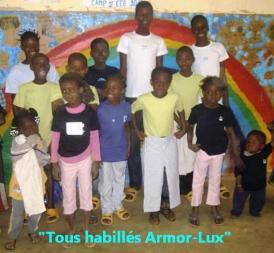 Tous habillés Armor-Lux