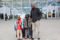 Arrivée à Guipavas 01-10-2012