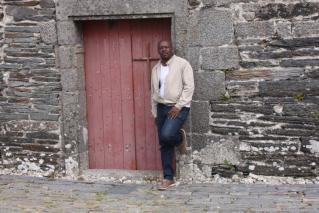 Dr. Koné Chapelle du Mont St Michel 24 Juin 2017